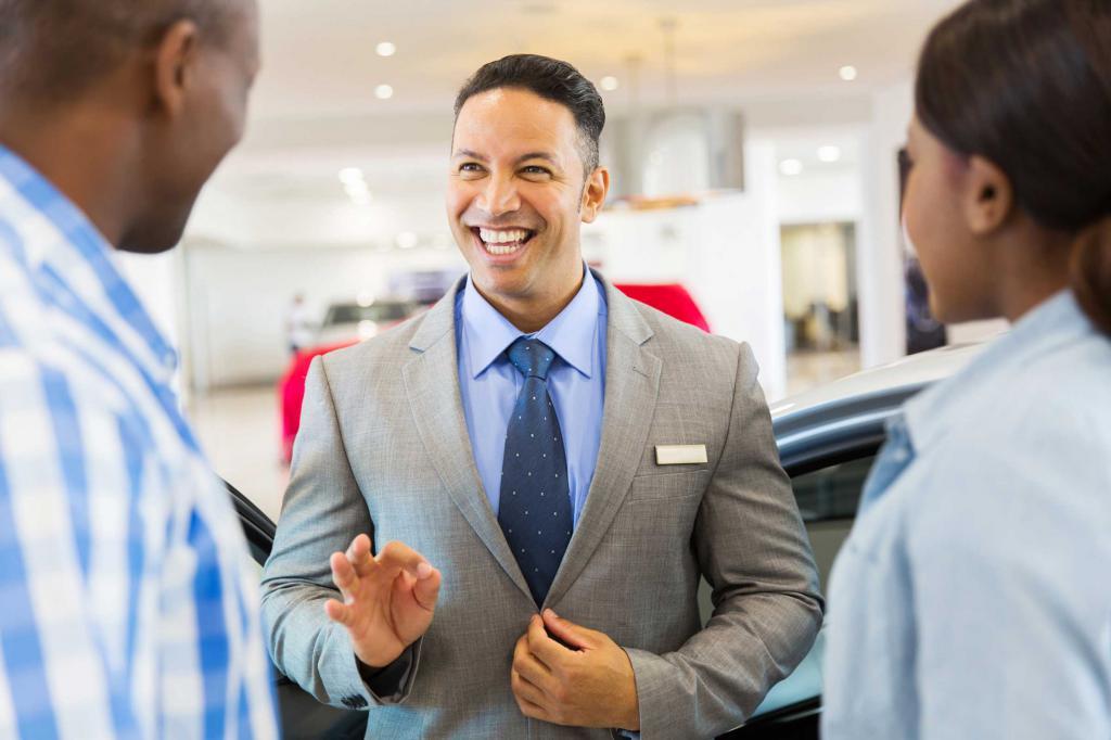 как покупать машину в автосалоне
