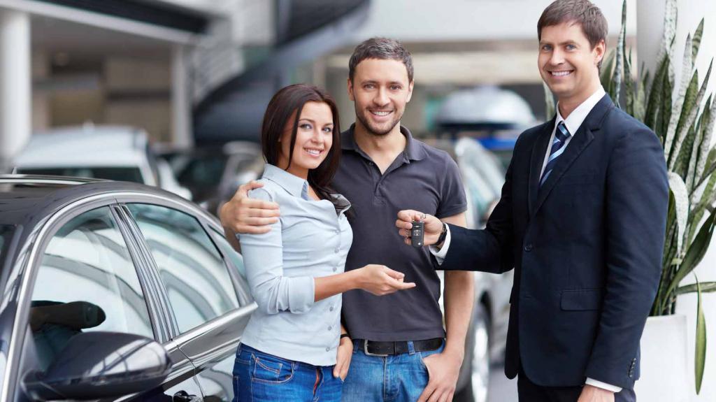 Правила покупки автомобиля в автосалоне