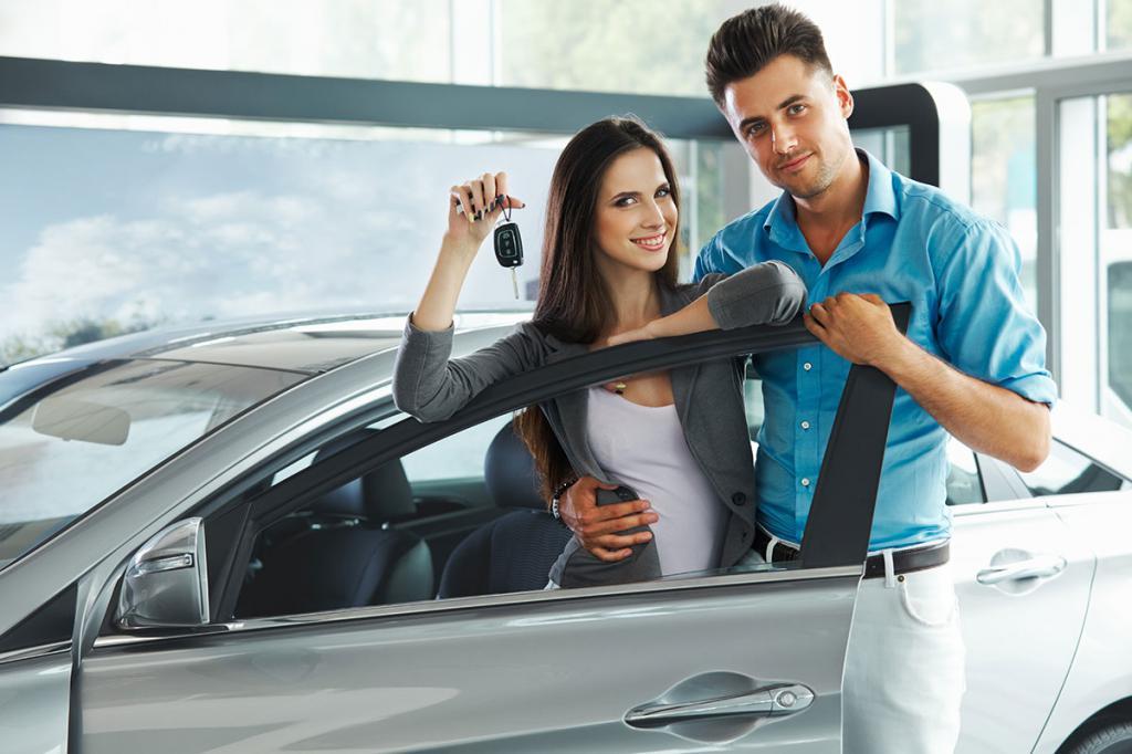 процесс покупки автомобиля в автосалоне