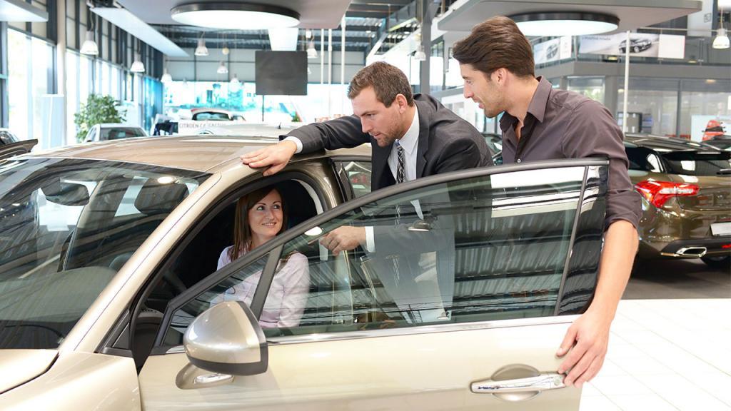 как происходит покупка автомобиля в автосалоне