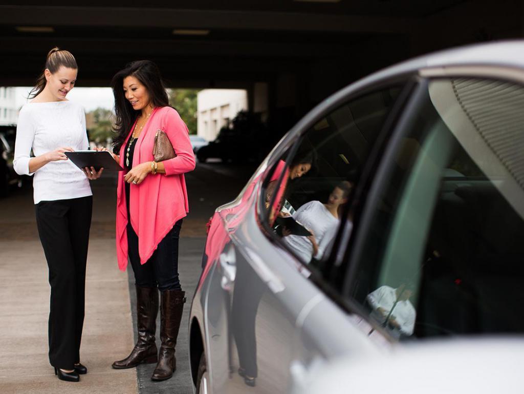 порядок покупки автомобиля в автосалоне