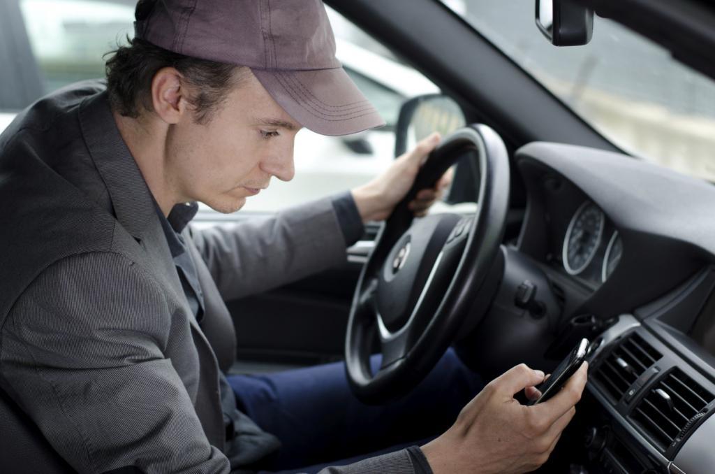 Опытный водитель авто
