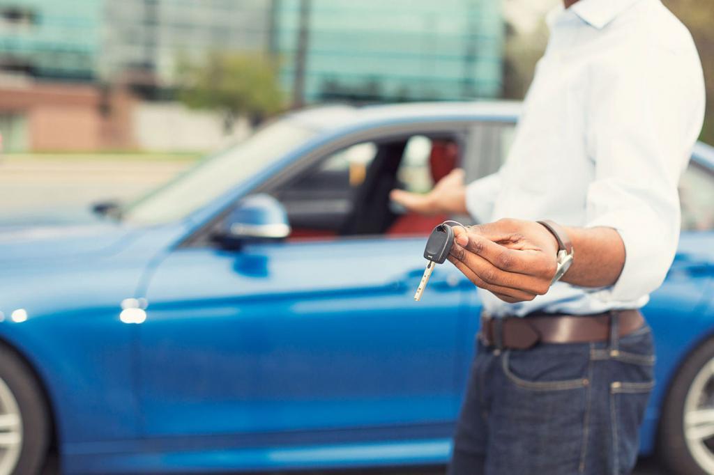 Можно ли переоформить машину без машины