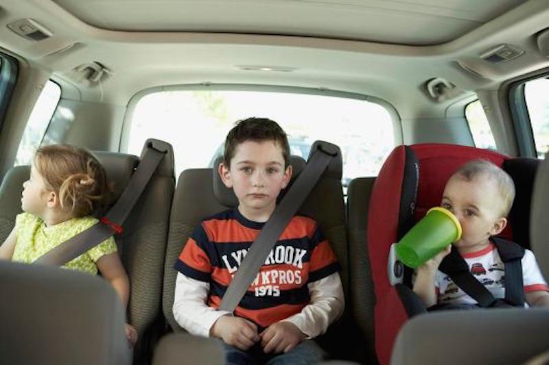 проезд на переднем сиденье с какого возраста