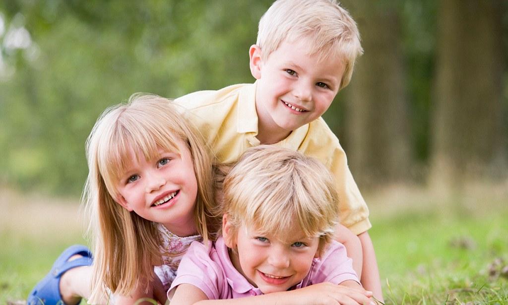 какие алименты на 3 детей