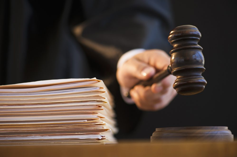 Сколько действительно решение суда?