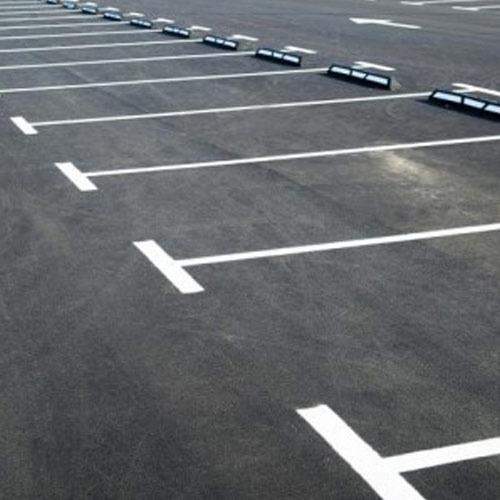 разметка парковки на дороге