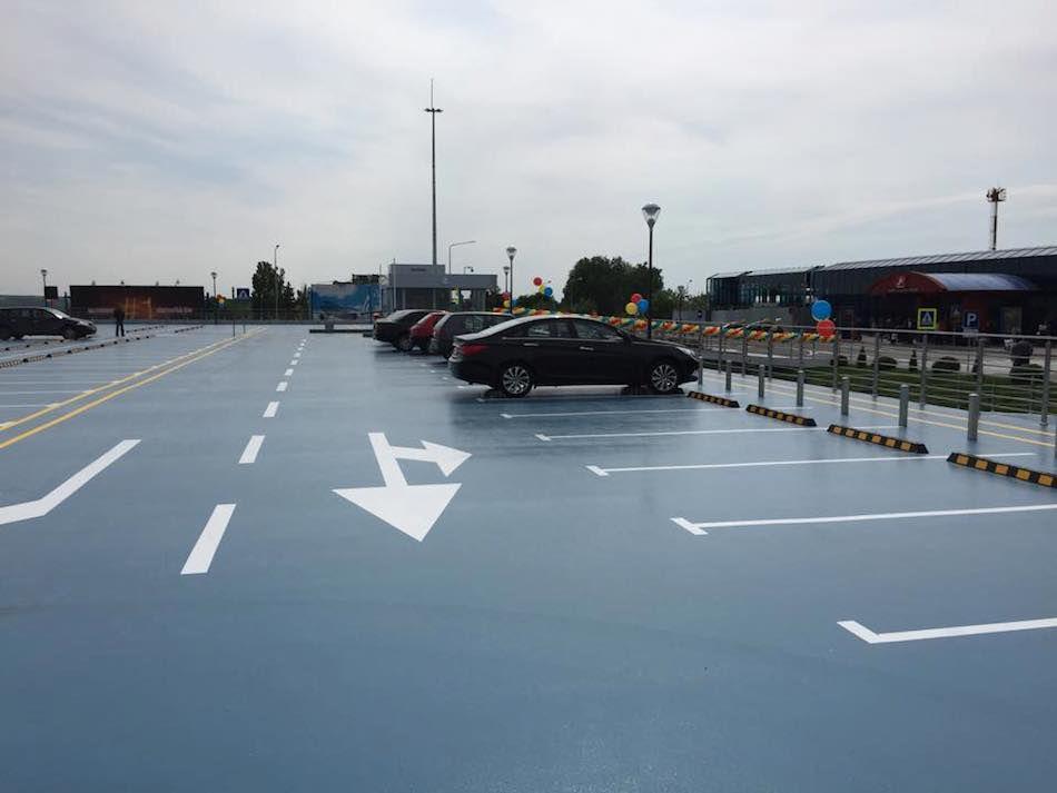 Размеры парковочного места для инвалидов по ГОСТу: нюансы