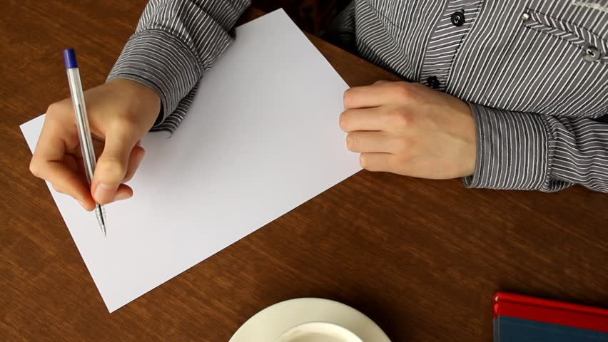 Как правильно написать доверенность от руки - образец